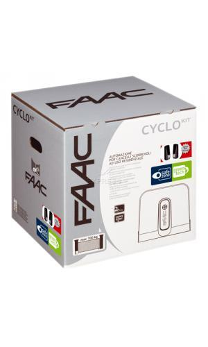 FAAC CYCLO KIT 24V 800 KG
