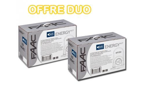 FAAC Energy Kit DUO