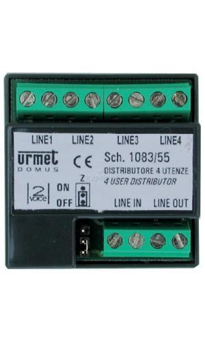 URMET 1083-55