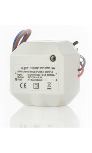 XPR PSDIN 12V 18W