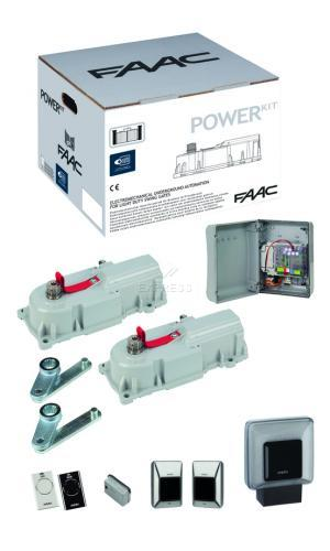 FAAC POWER KIT INTEGRAL 24V 770N