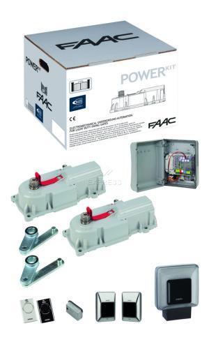 FAAC POWER KIT INTEGRAL 24V 770N