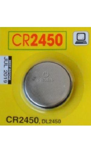 PILE CR2450 LITHIUM 3V-600MAH