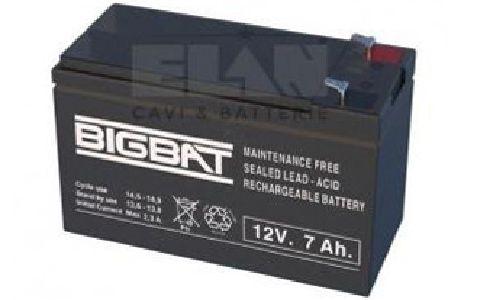 SIMPLE Batterie 12V 7 Ah