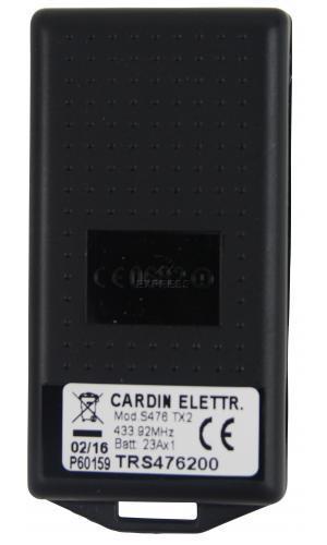 CARDIN S476-TX2