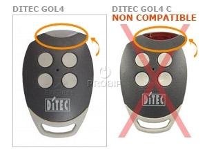 DITEC GOL4